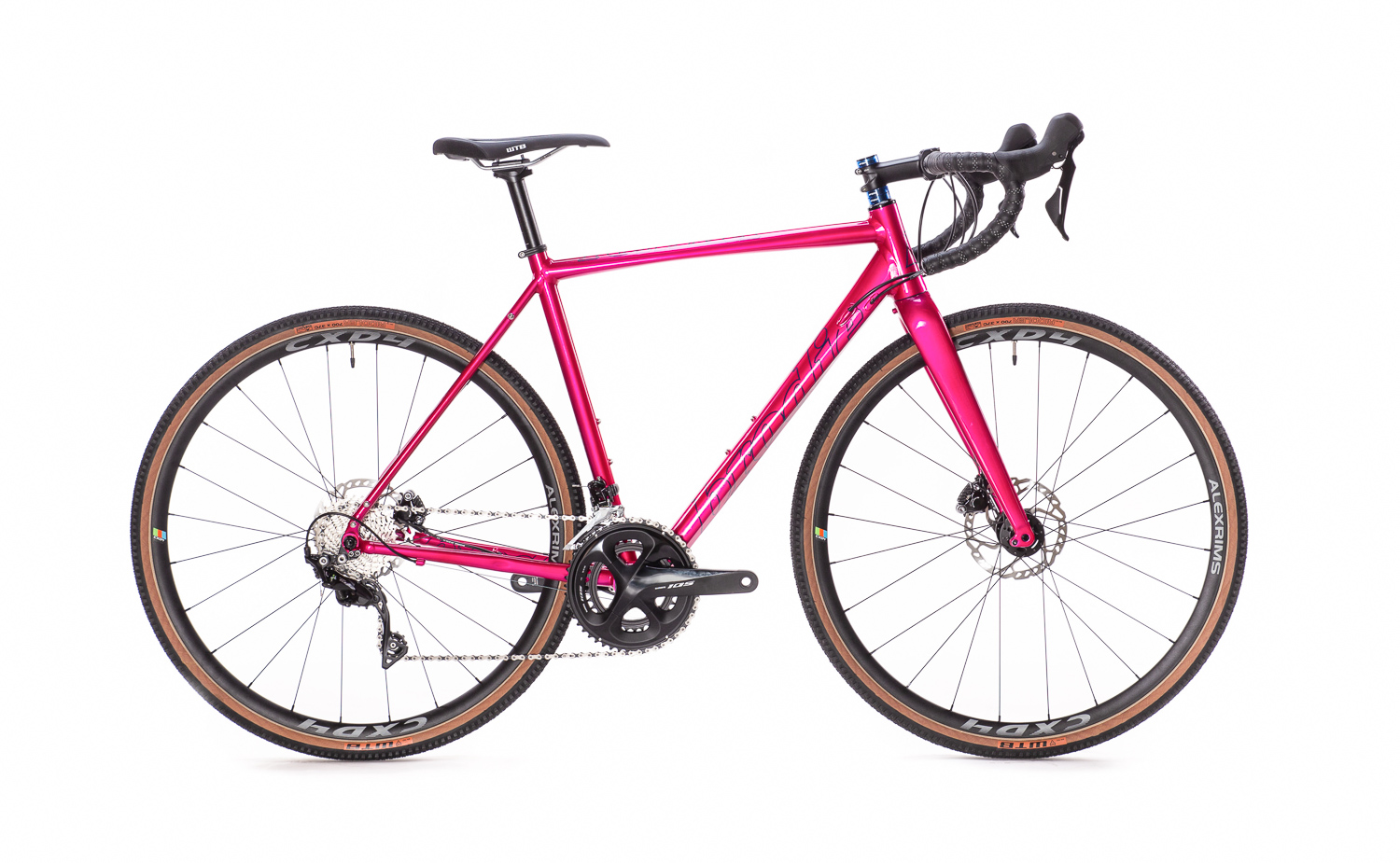 Have a look at the Romax Adventure in the X/Cross Gravel Adventure Series - $2999