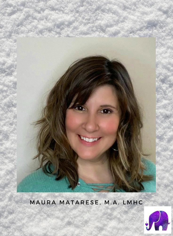 Maura Matarese, M.A., LMHC, Psychotherapist, Author, Speaker