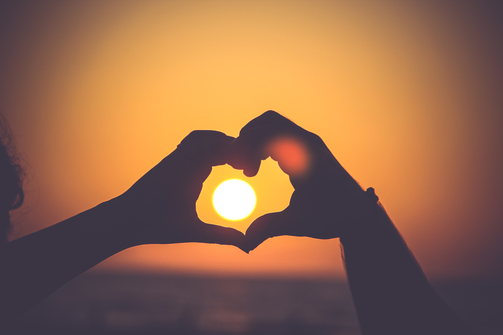 1. FInd your Inner Hope - It's a term I use to describe your calm, curious, compassionate inner state, which will anchor you through the many ups and and downs in life and help you heal from the inside out.