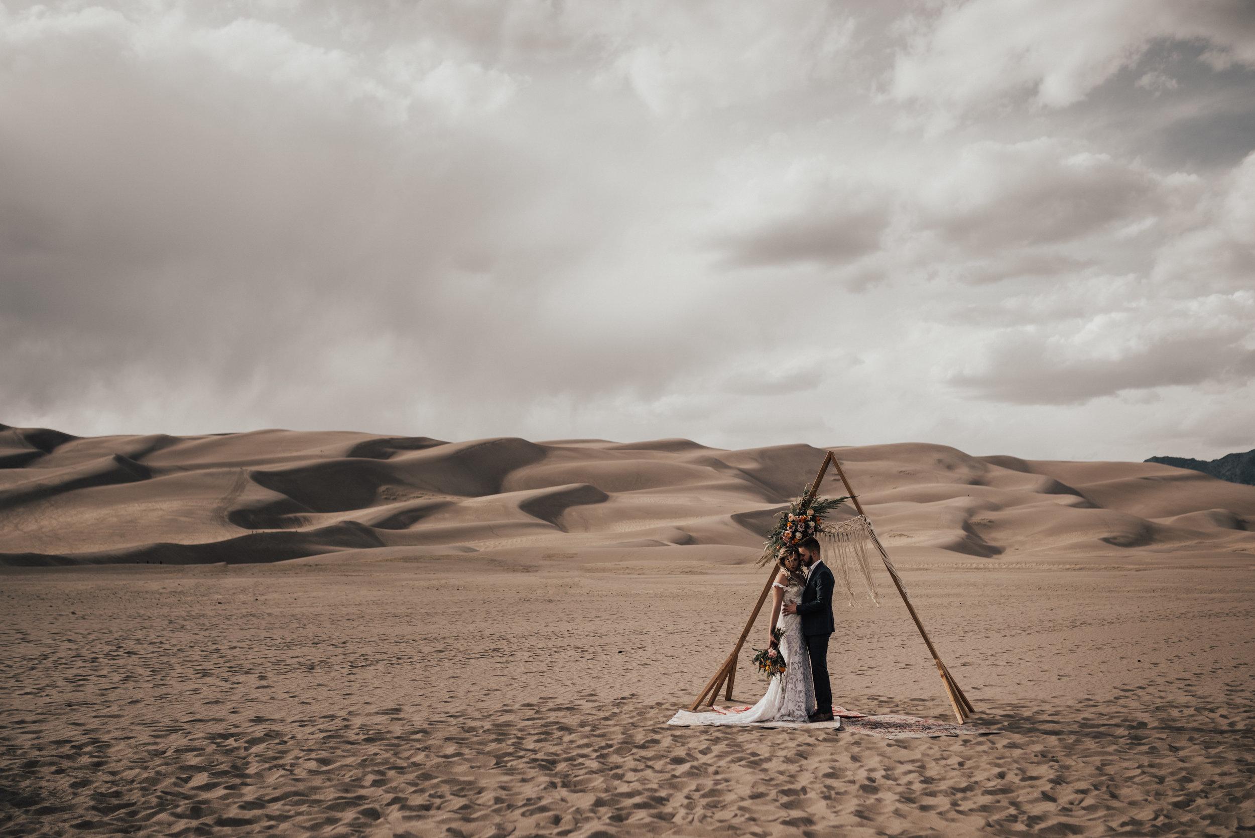 Colorado Elopement Photographer | Sarah E Photography