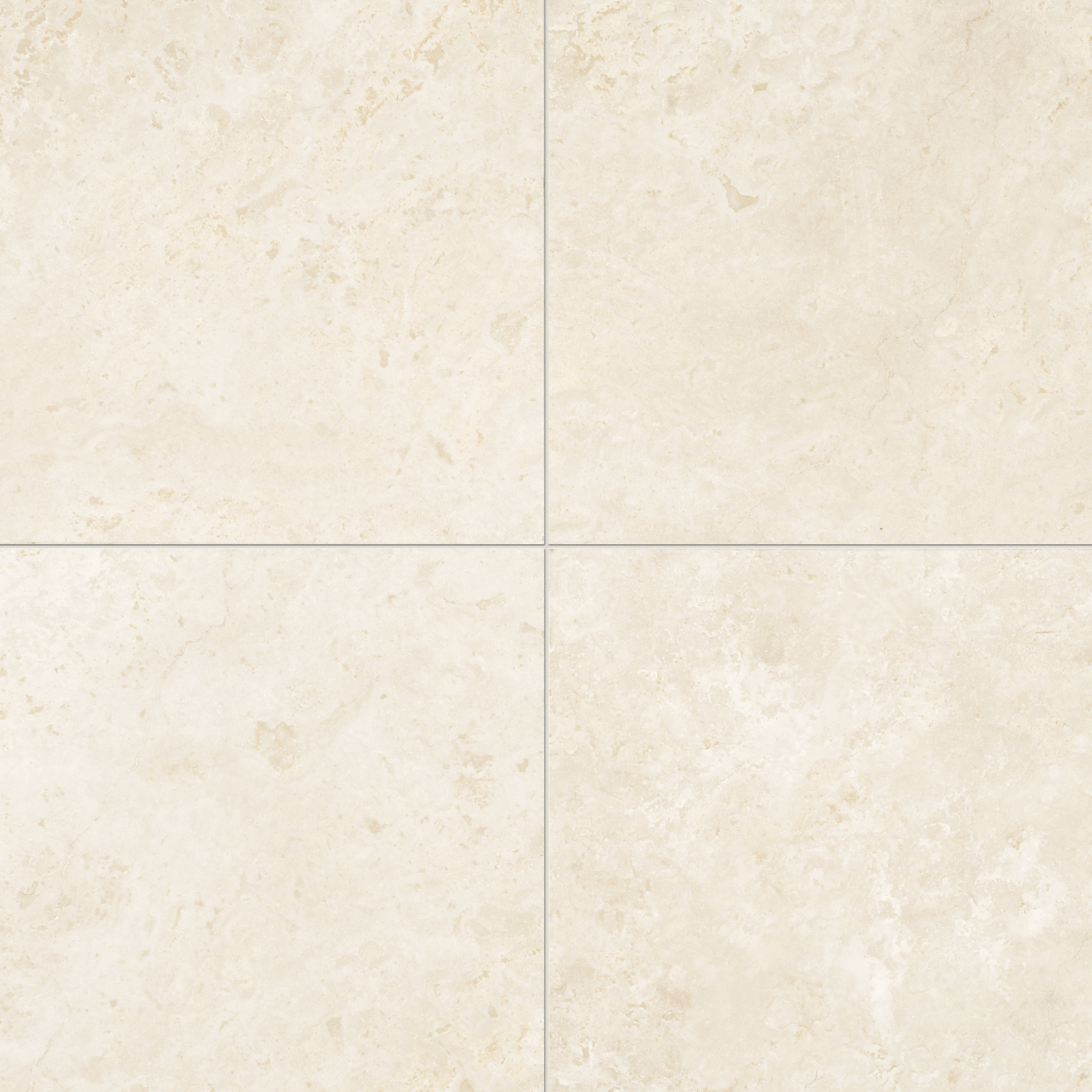Ivory Light Honed and Filled Field Tile