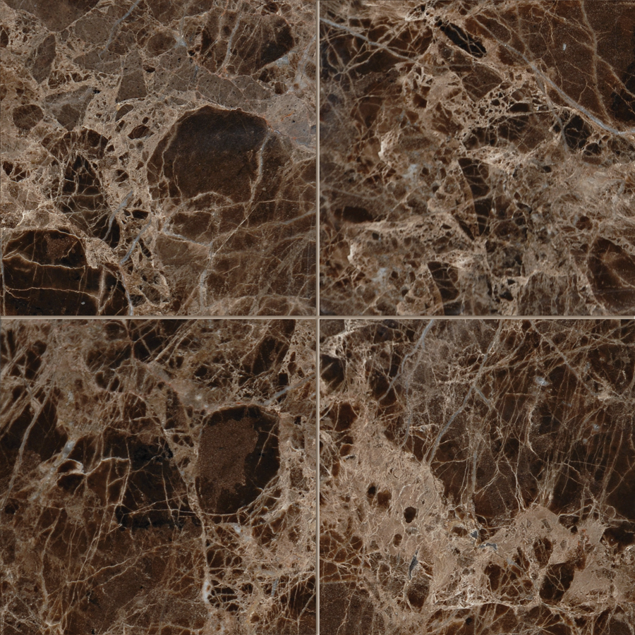 emperador dark polished marble