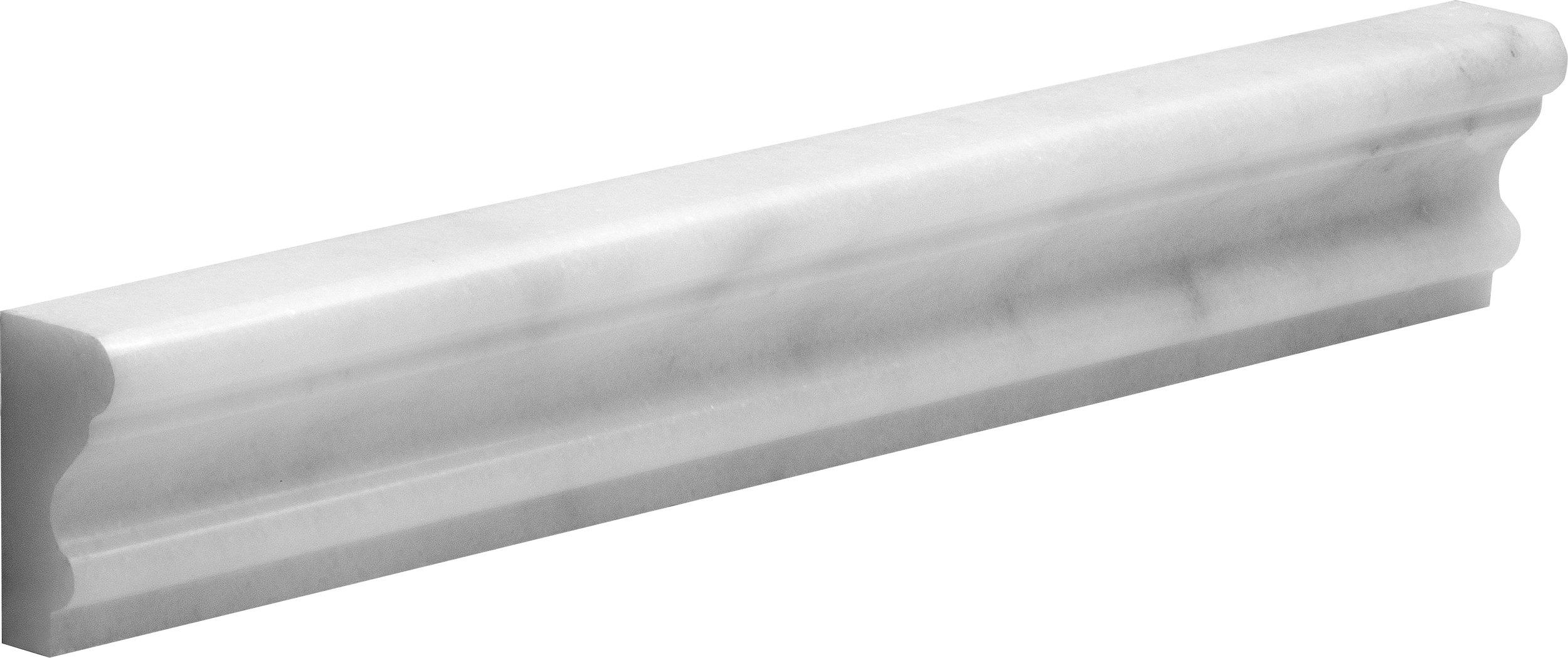 """ML00527 avalon polished andorra molding 2""""x12""""x1"""""""