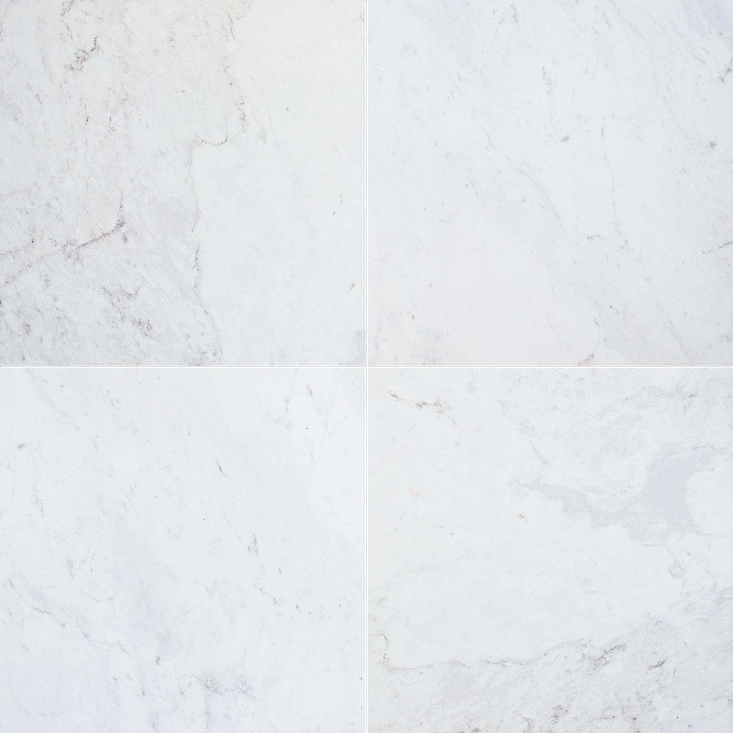 volakas polished marble