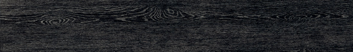 "11"" x 71"" Black Wood Field Tile"