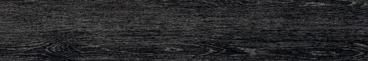 "8"" x 48"" Black Wood Field Tile"