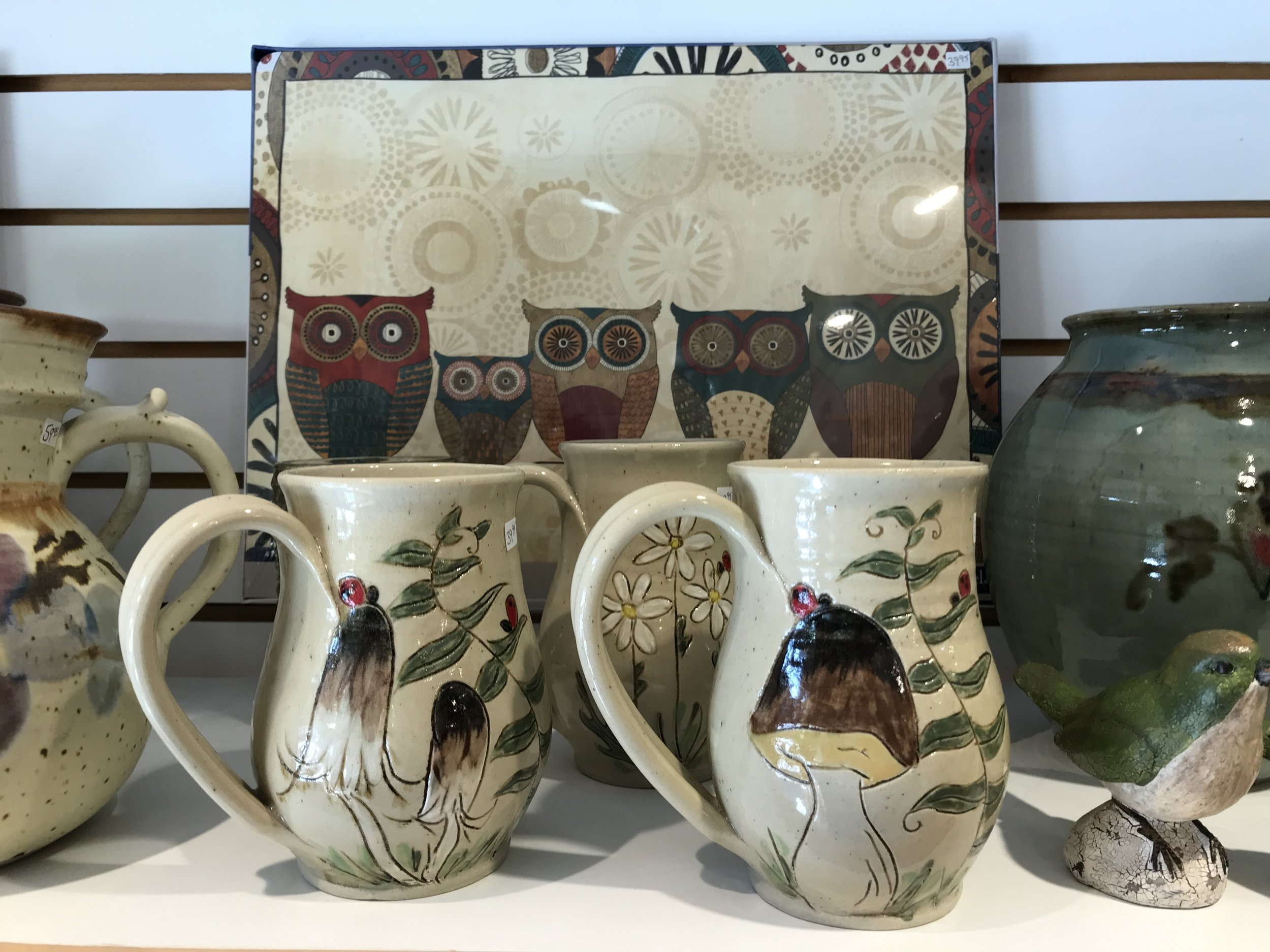 Funky Fungus mugs