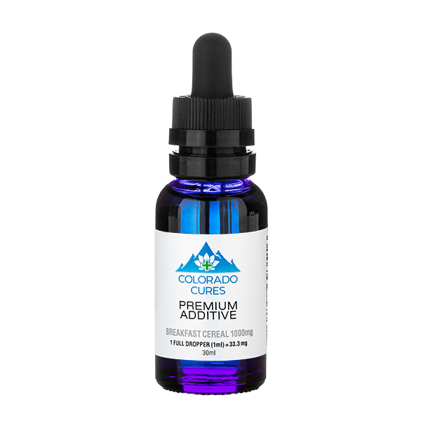 Breakfast Cereal 1000 mg Premium Additive
