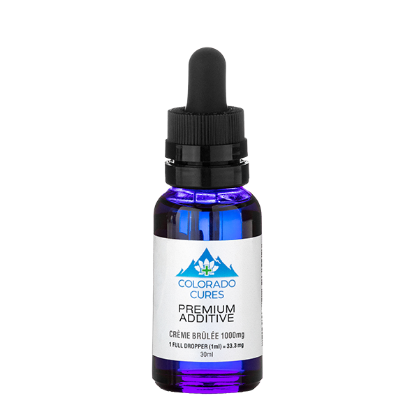 Crème Brûlée 1000 mg Premium Additive