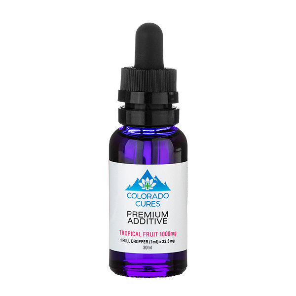Tropical Fruit 1000 mg Premium Additive