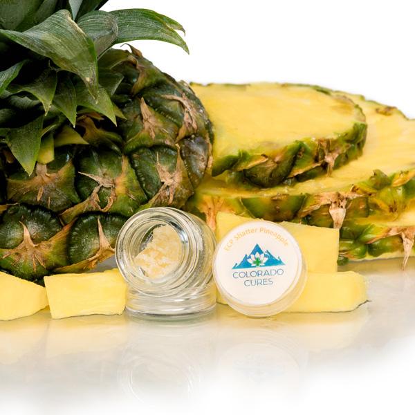 Pineapple Shatter 1g