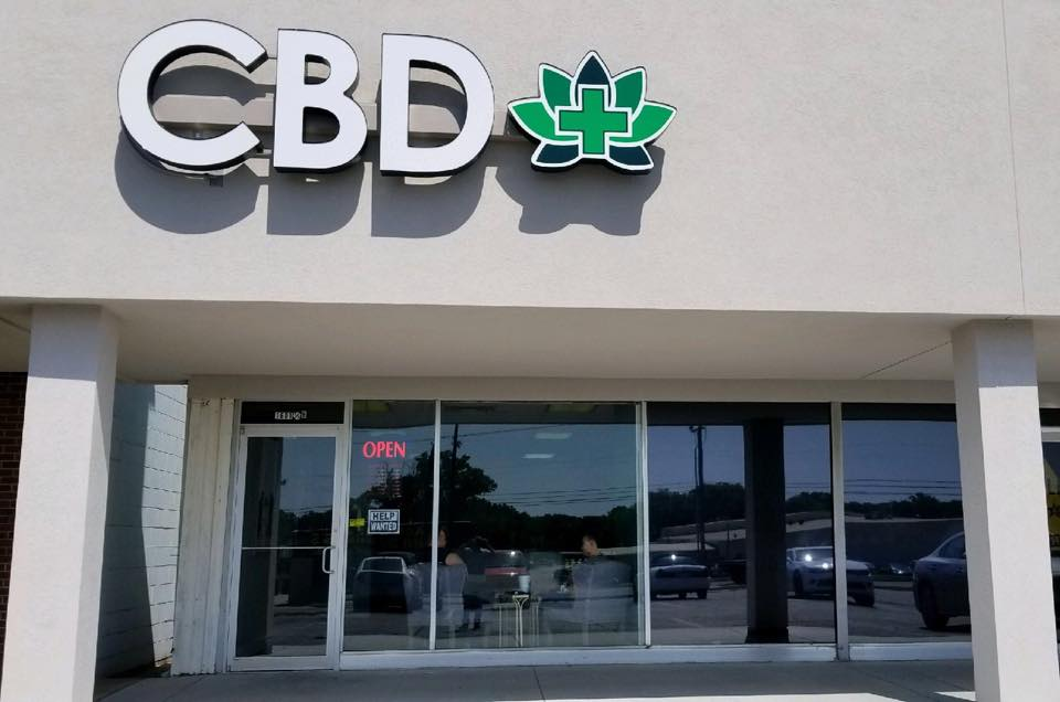 CBD Store Fort Worth
