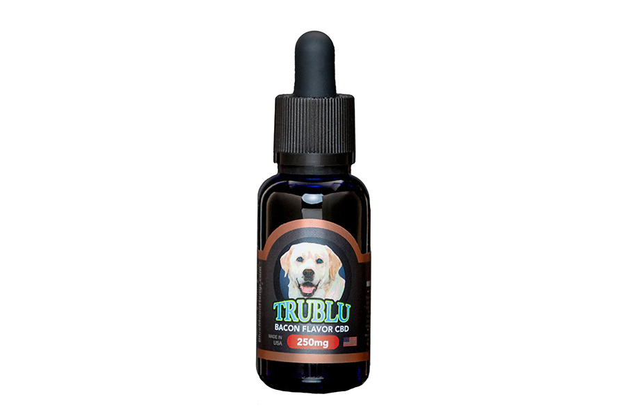 TruBlu Dog CBD Bacon Flavored 250mg