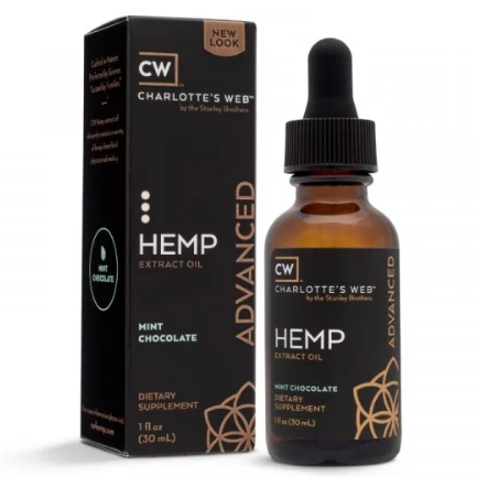 """the world's most trusted hemp extract""!"
