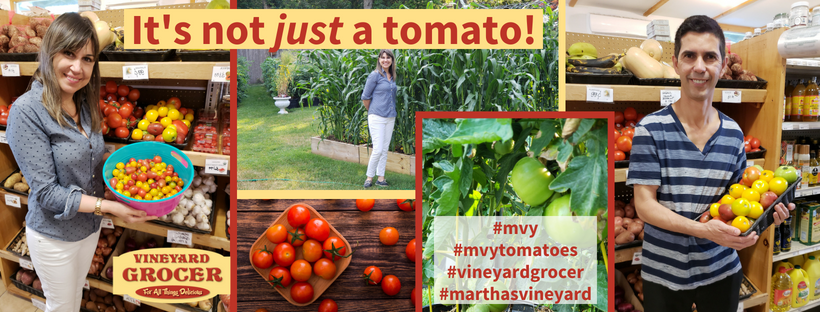 Come join the conversation on Facebook (and share your tomato tricks with us!)...!