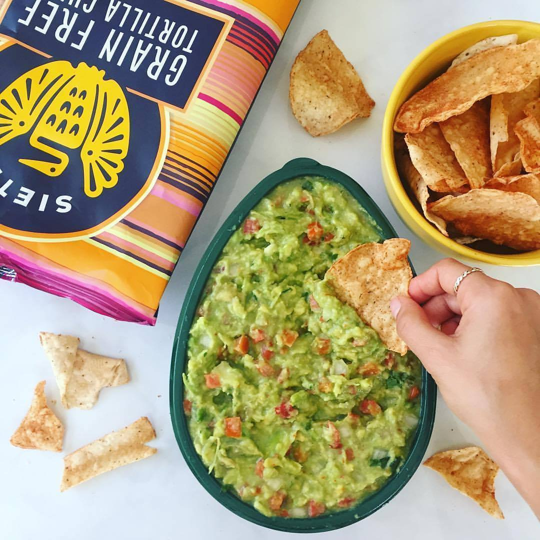 You guys LOVE Siete grain-free tortilla chips… And we do too… they are so good!
