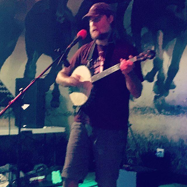 Banjo Ninja at High Horse open mic tonight🤘