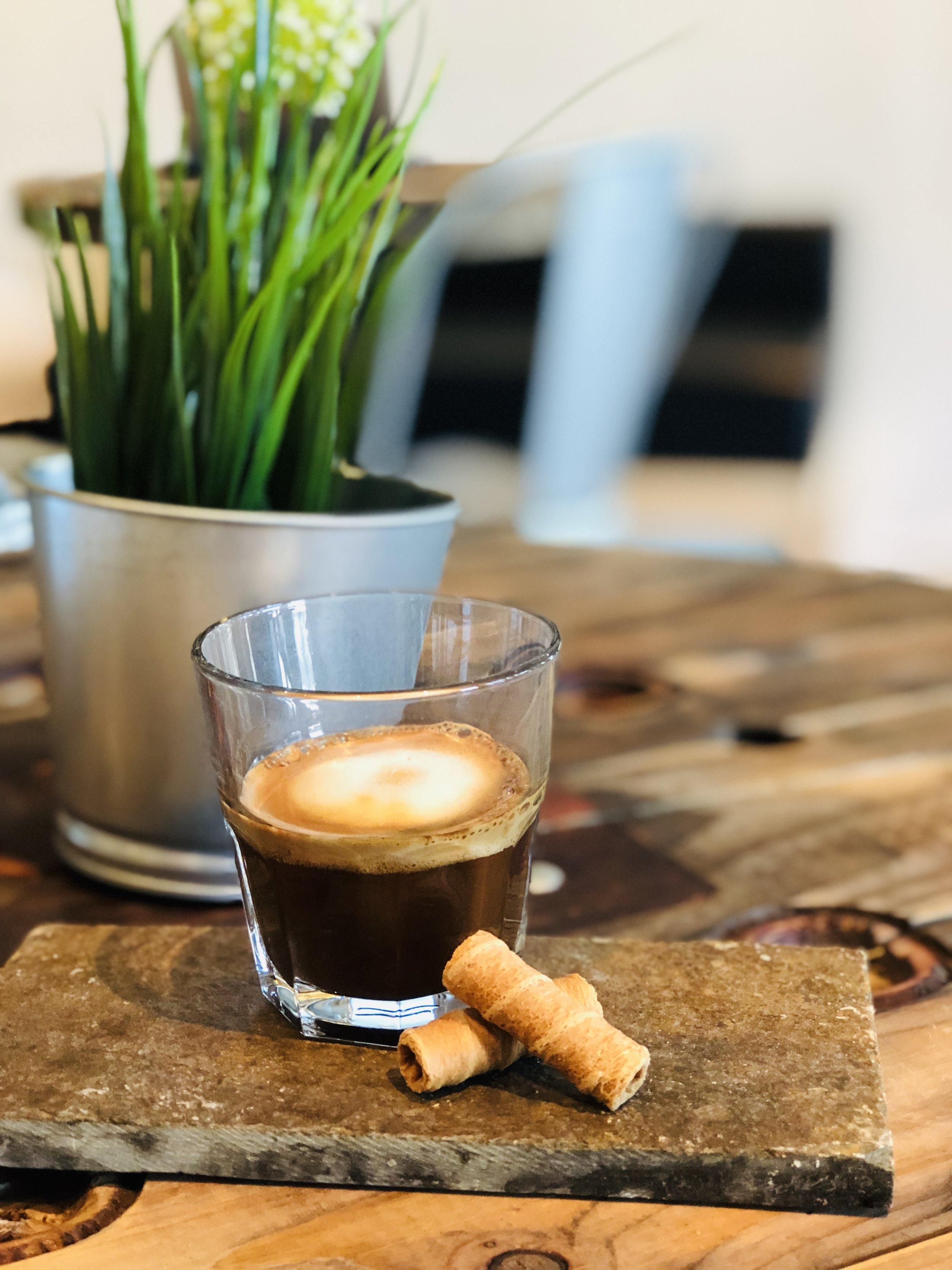 Cafés Bio - Ristretto, Cappucino, Latte, Moccachino, Cortado, …Votre café préféré vous attend.