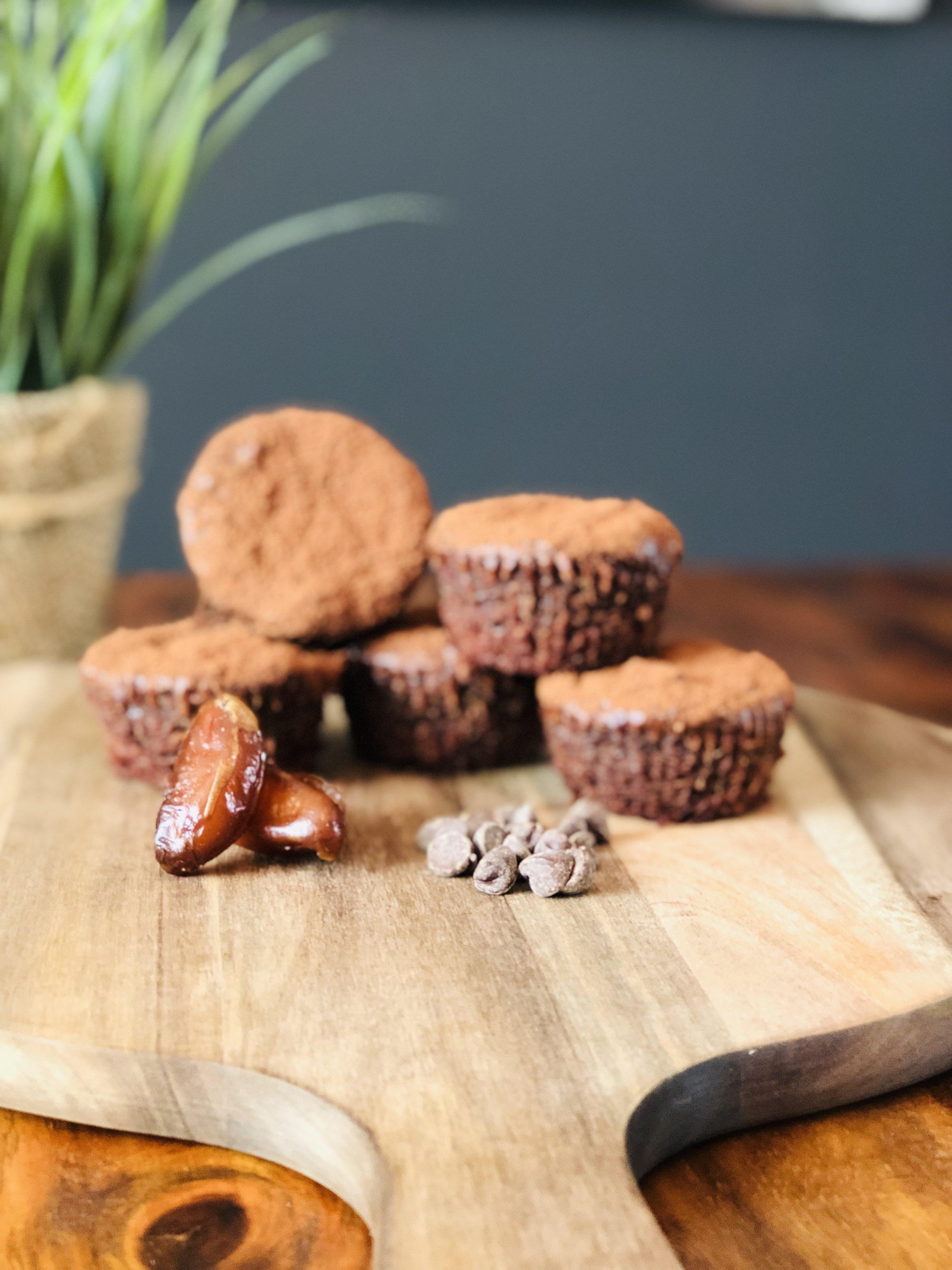 Brownies - Chocolat et Dattes Bio
