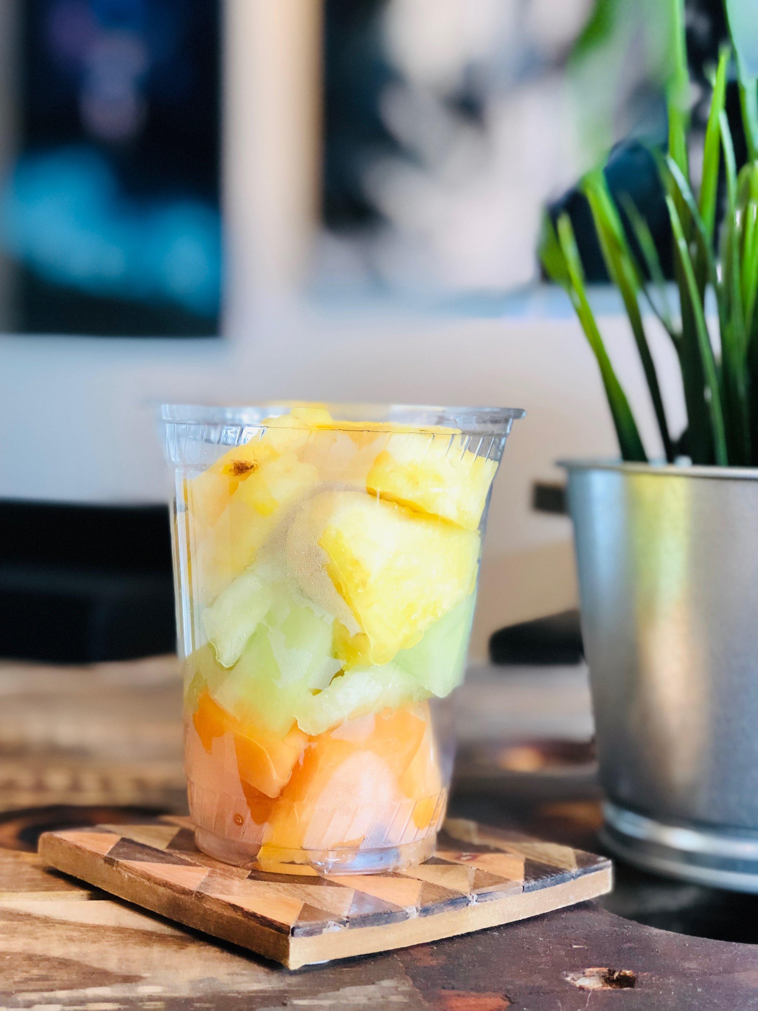 Salade de fruits frais -
