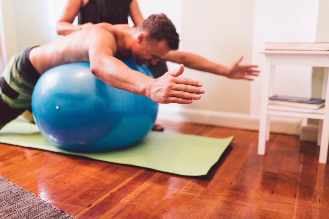 physical therapy - For any active-minded individual looking to take their body to the next level without pain medications, injections or surgery.