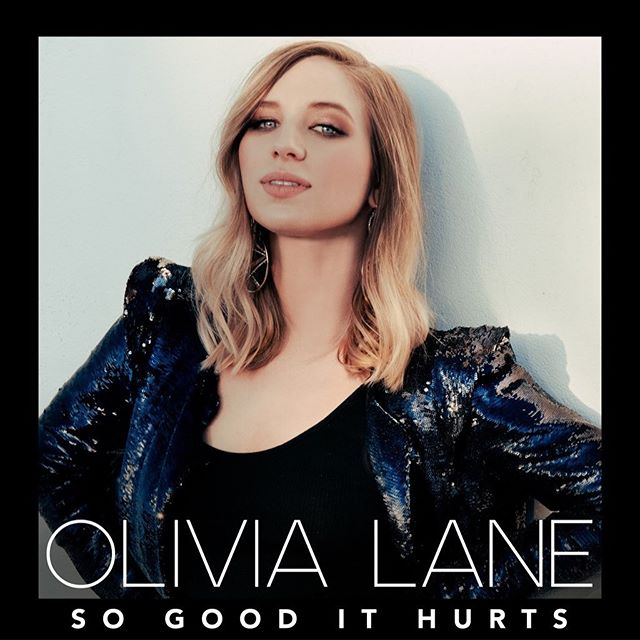 """So Good It Hurts"" is out now! Go check out @olivialanemusic's latest single! #sogoodithurts"
