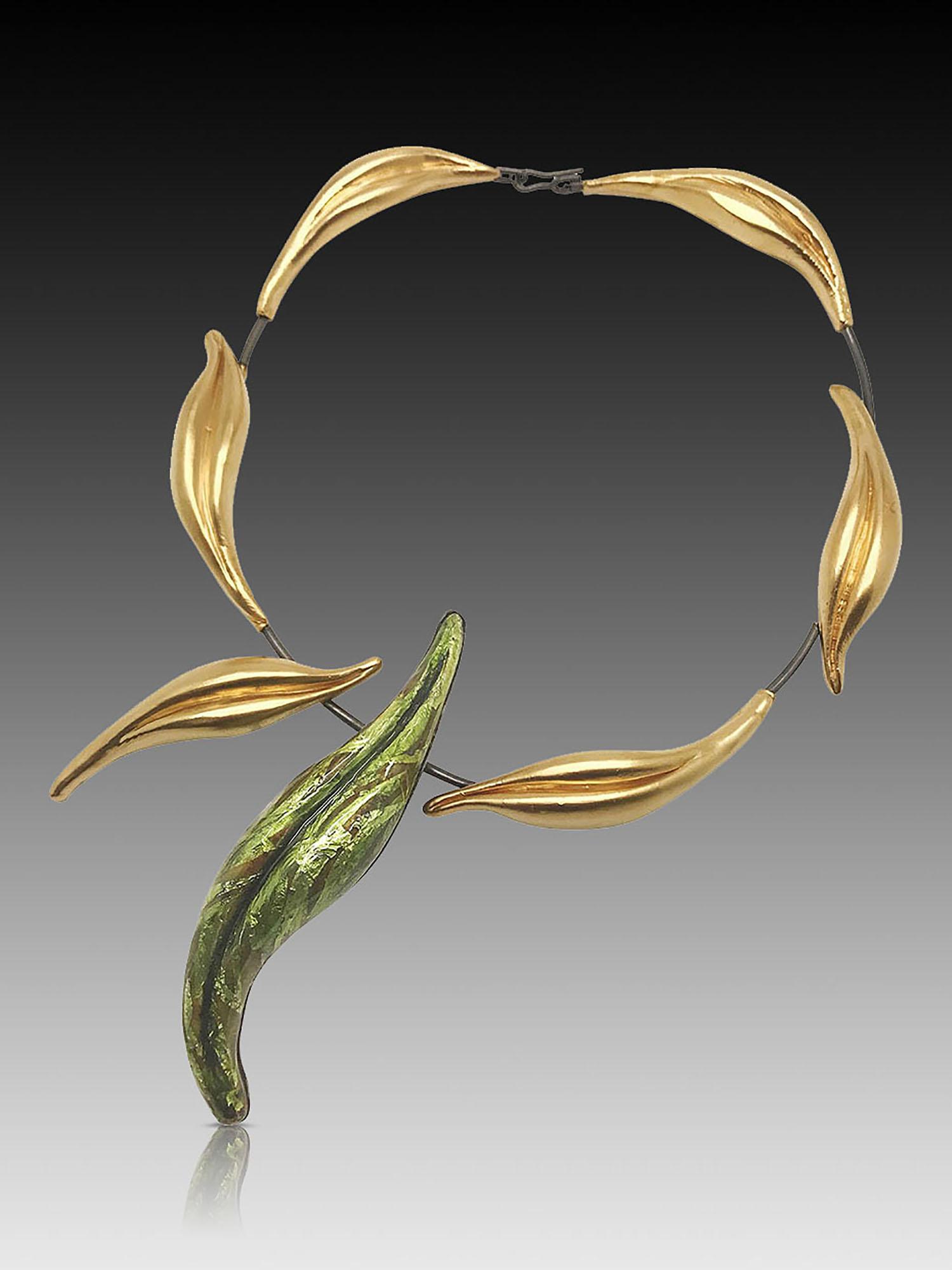"""""""Regal Lief"""" Necklace"""