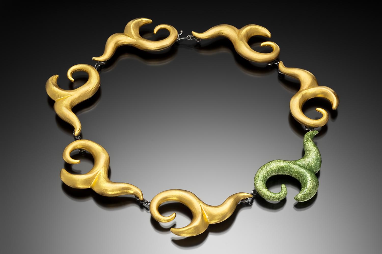 """""""Fleur Regal"""" Necklace"""