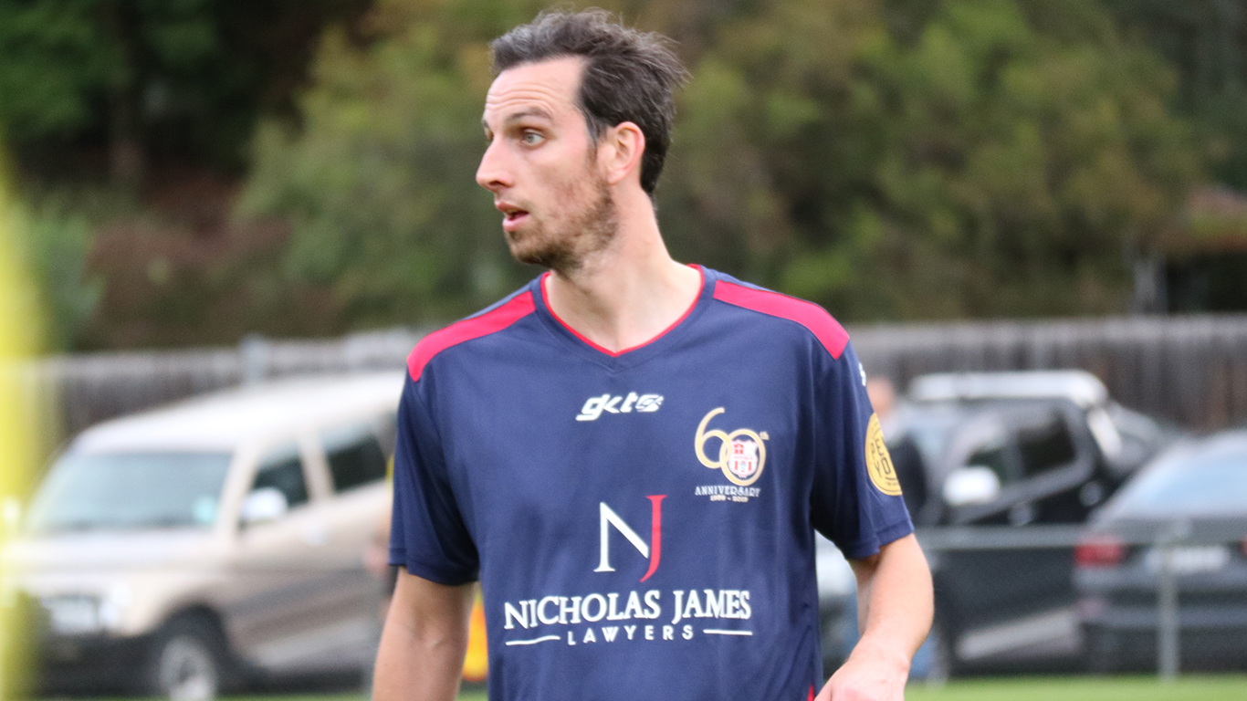 Danger Man: Joel Nikolic will be hoping to build on his hat-trick performance last time out.