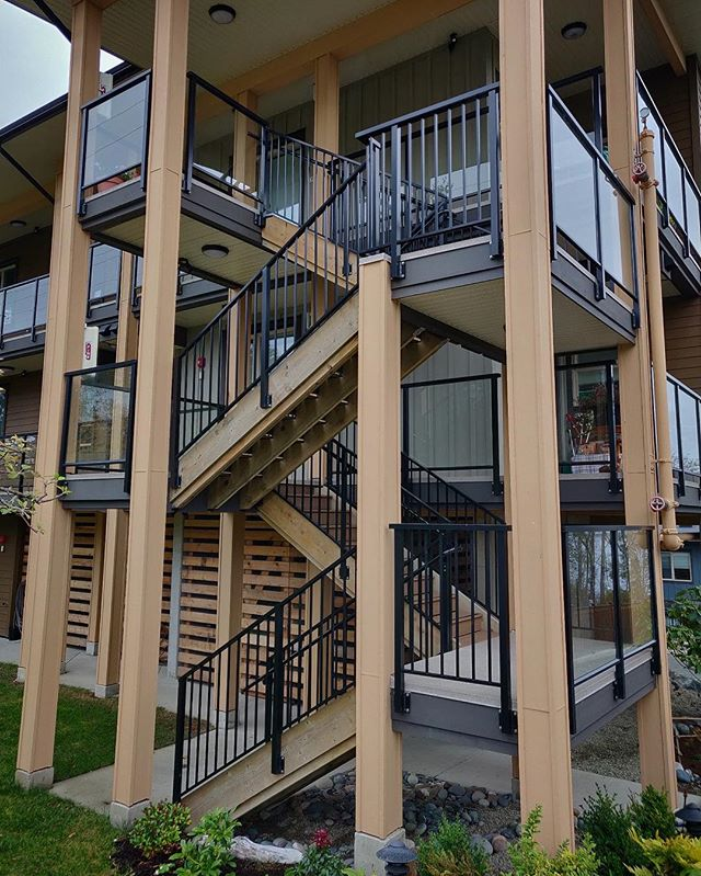 Throw back to one of our past projects here in Victoria, BC.  We've got some serious talent in our team. . . .  #yyjconstruction #aluminumrailing #glassrailing #glassrailings #victoriabc #yyj #powdercoating #picketrailing #stairrailing #gardencity #allglass #balcony #balconyrailing #victoriabc #opentopglass #glass #interiorglass #photography #sonya6000 #colourtheory #photographer #architecture #architecturephotography #powdercoating #industrialdesign #coating #westcoast #contemporarydesign #noteasy