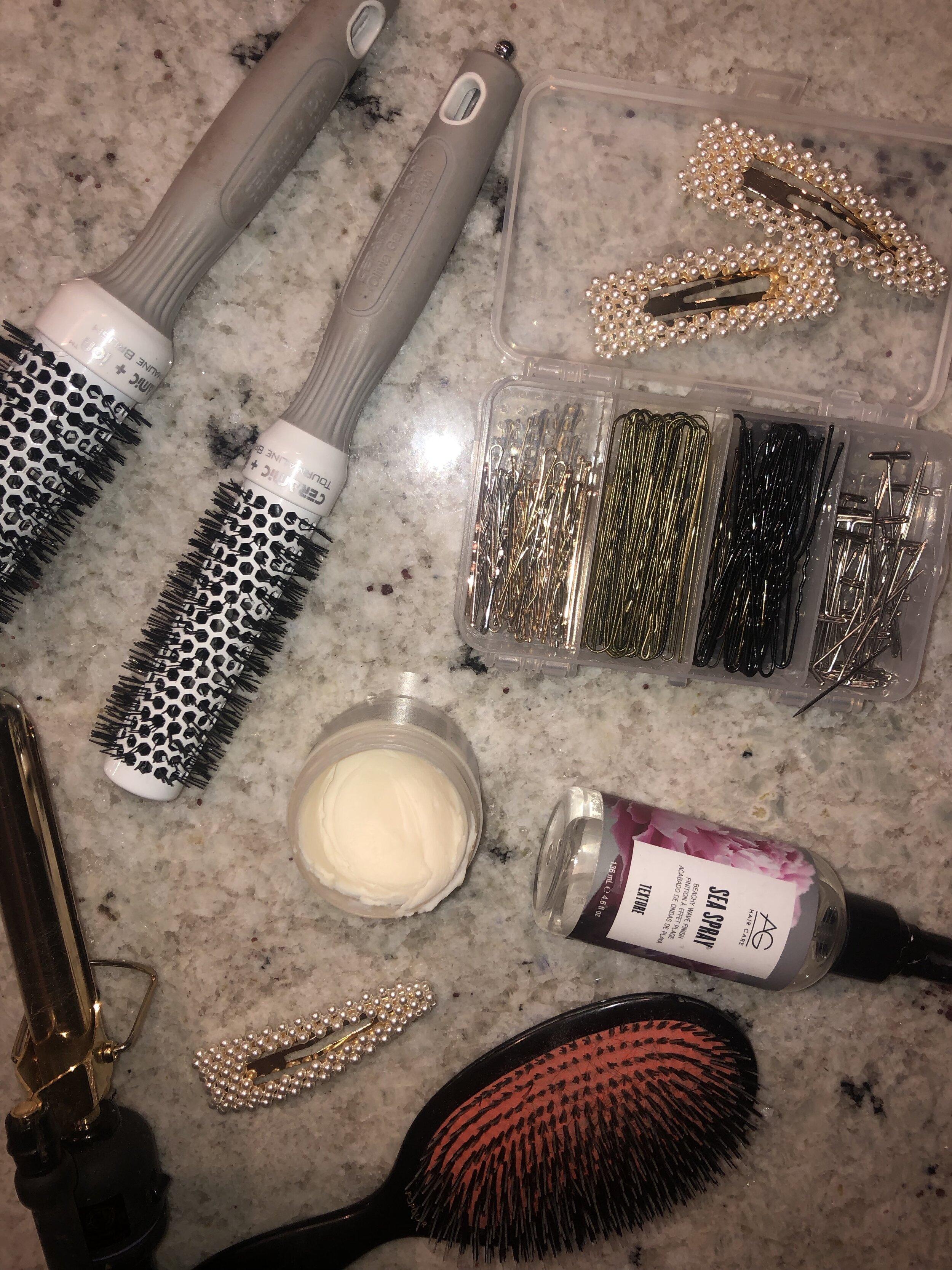 Bridal Hair Kit