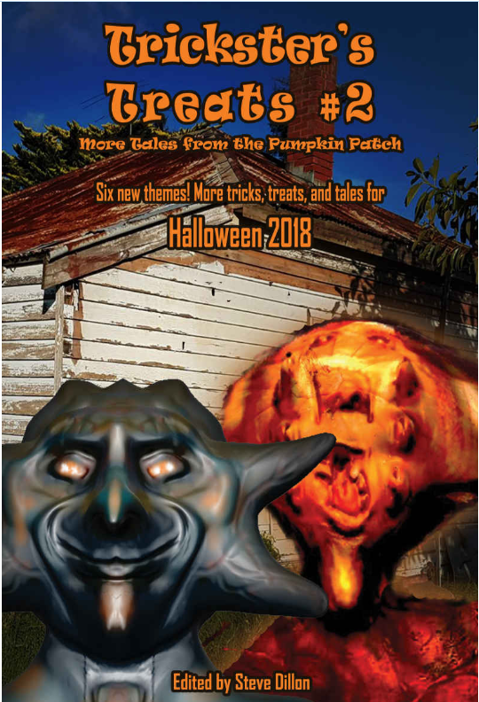 A Scattering of Dry Bones - By Thomas VaughnTrickster's Treats #2: More Tales from the Pumpkin PatchSeptember 22, 2018