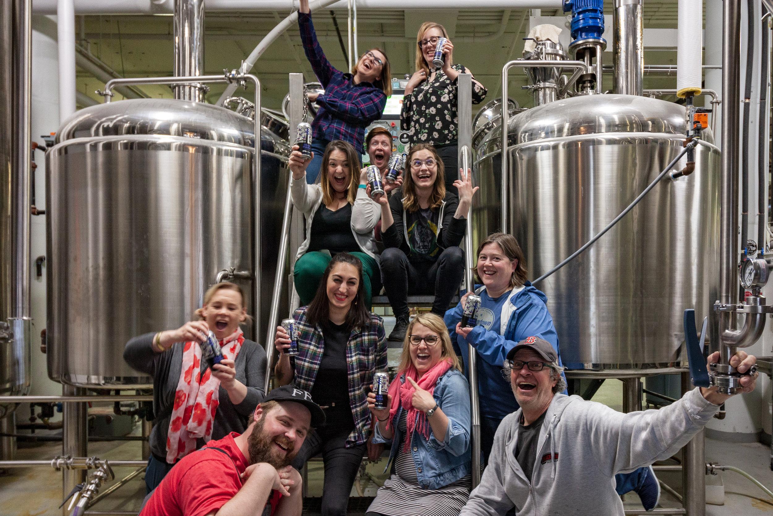 Dear Mama beer release at Blackstack 5/8/2019
