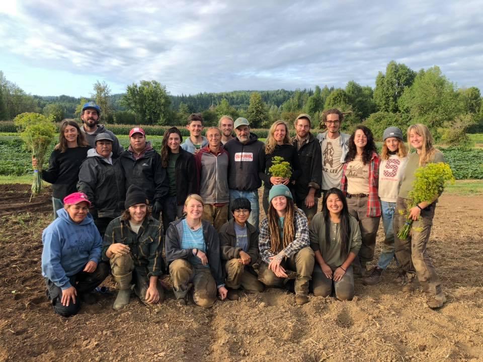 Rising River Farm Crew 2019