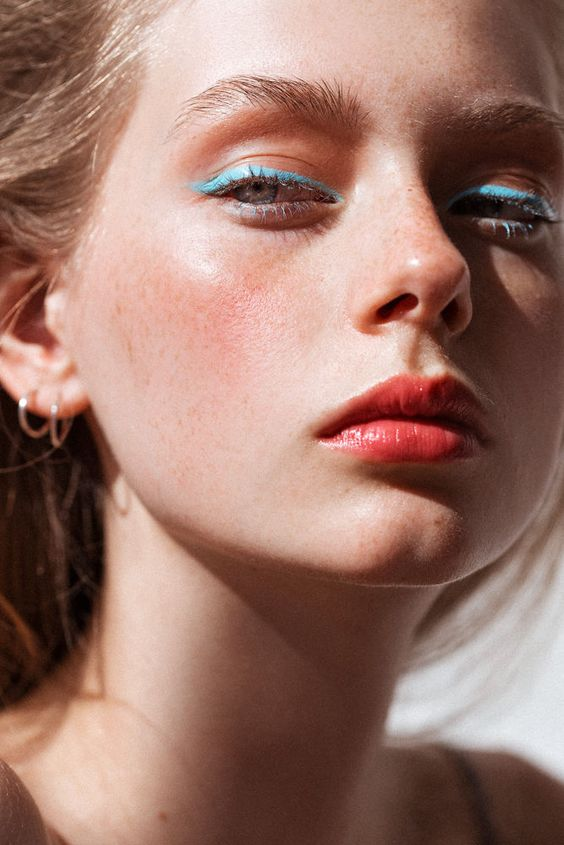 Spring Eyes! - Refresh your look at our Spring Artist market with bright pops of color!