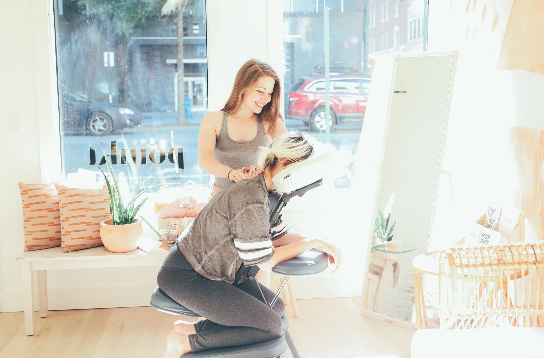Massage Therapy - Summer of Self Care