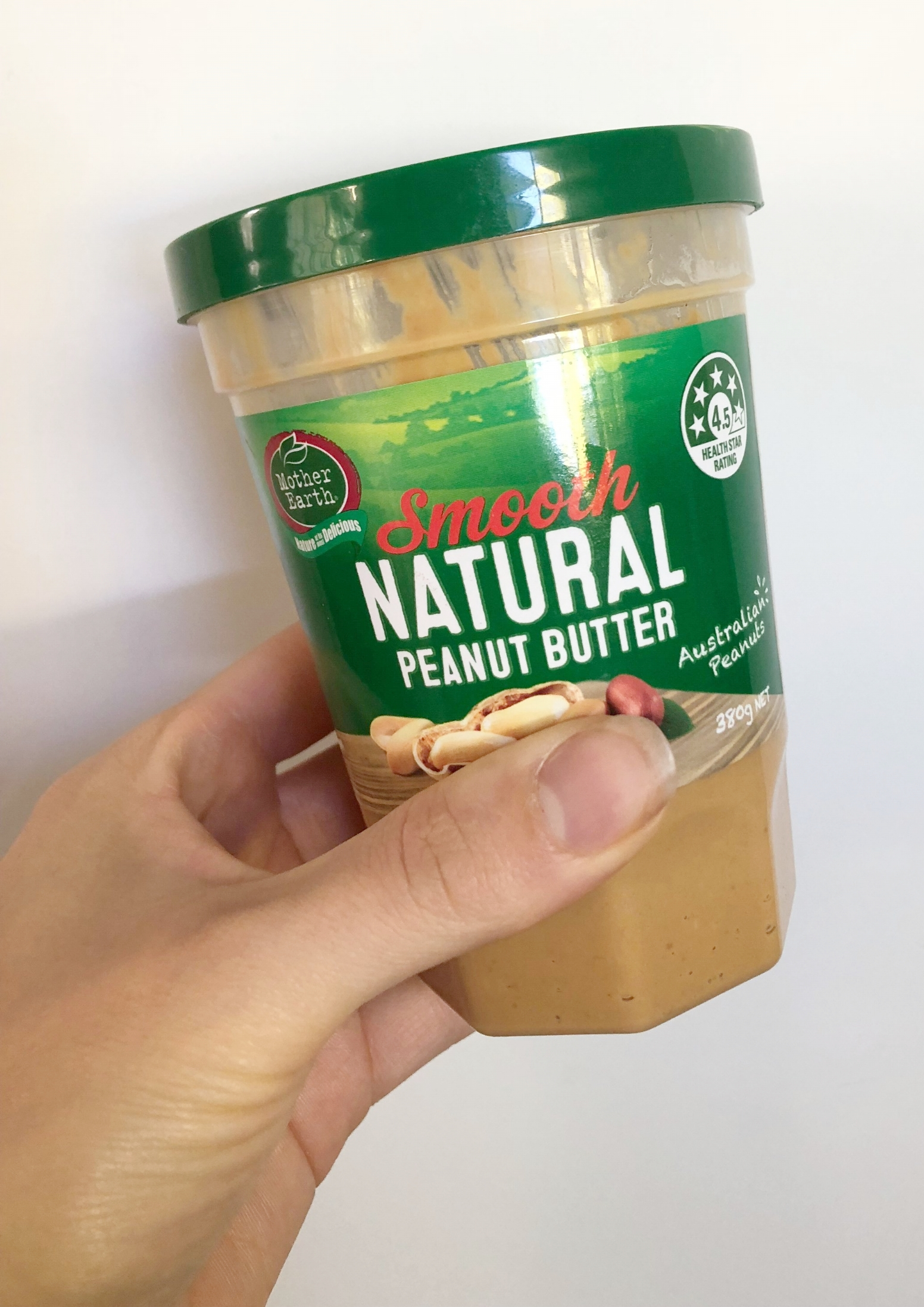 Peanut butter is everything.