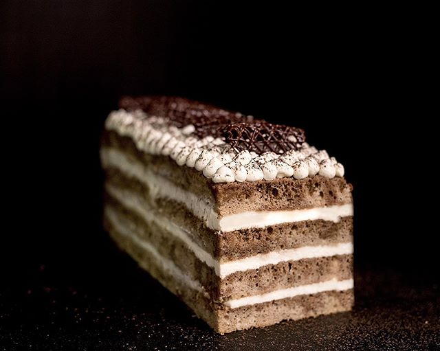 I'll take my coffee in tiramisu form, please and thanks. . . . . . #beardedbakerco #beardedbaker #tiramisu #cake #feedfeed #f52grams #hautecuisines #foodblogfeed #foodandwine #eeeeeats #thebakefeed #buzzfeast #huffposttaste #fwx #tastingtable #cookniche #gloobyfood #eattheworld #cupcakeproject #eatmorecake #coffee #dessert