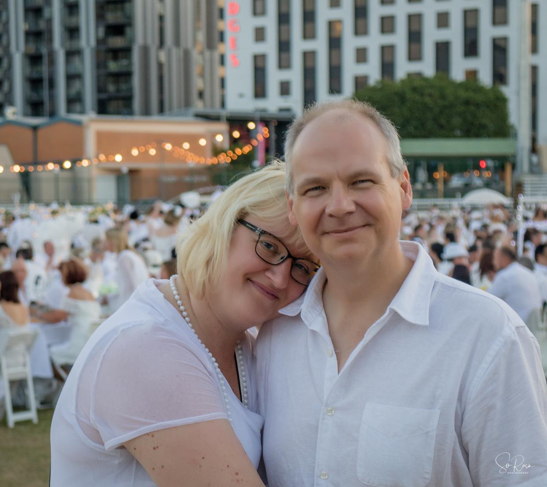 Diner en Blanc, Brisbane Showgrounds