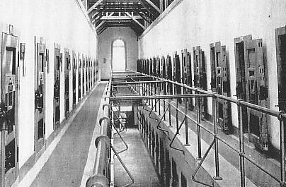 Seodaemun Prison (interior)