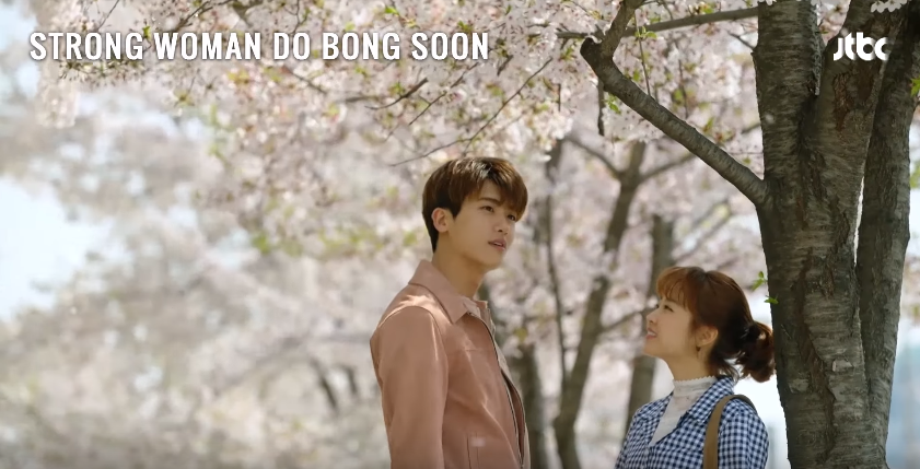 Screen grab from ' STRONG WOMAN DO BONG SOON Ep 16 – Let's Be Together Forever ' by DramaFever
