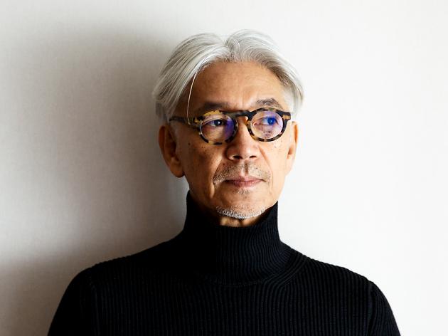 Ryuichi Sakamoto. Image credit:  Test Pressing