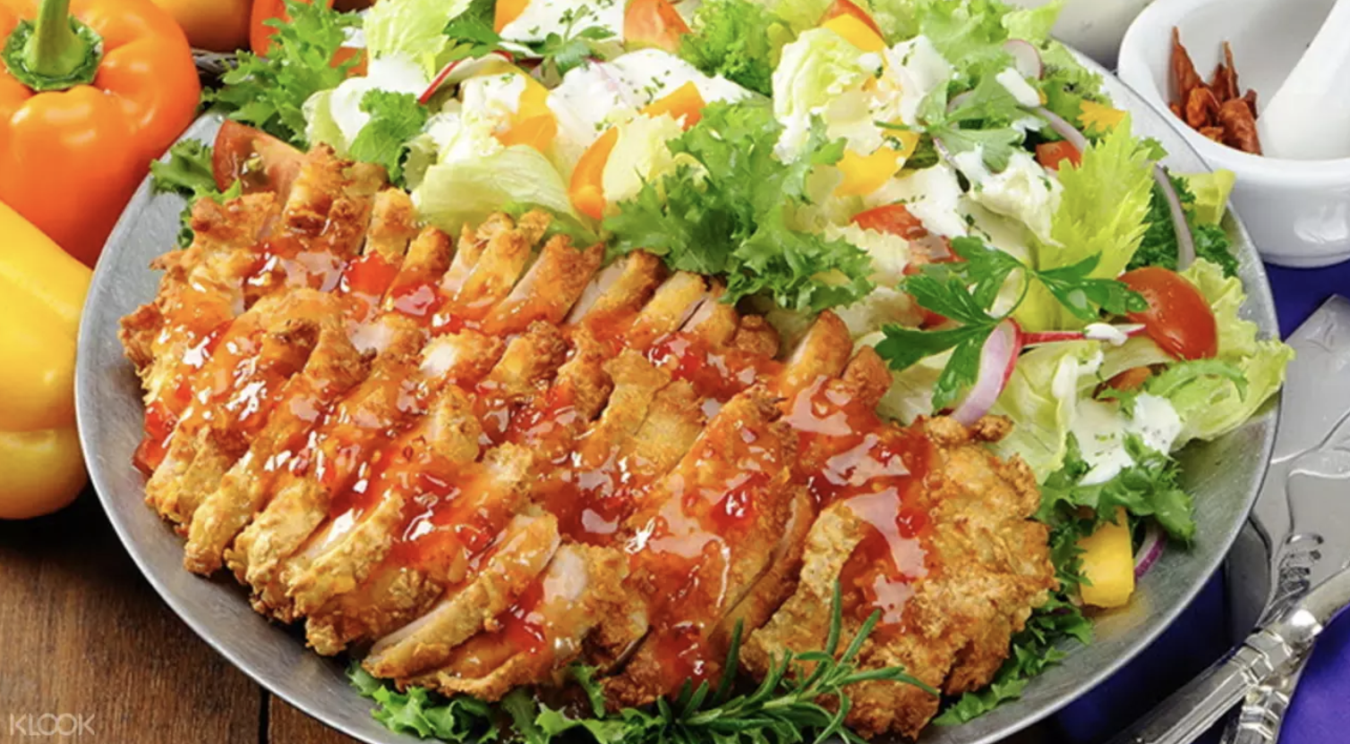 korean fried chicken restaurant seoul