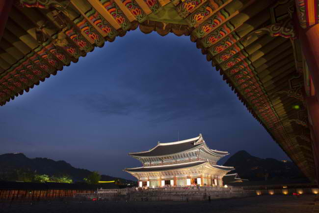 Gyeongbokgung - Night Tours