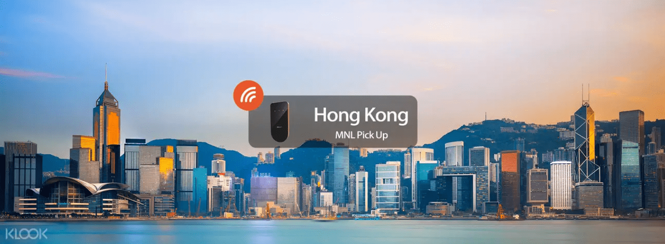 Get the convenience of having your Hong Kong Pocket Wifi egg delivered straight to your home or business address! Screengrab from  Klook