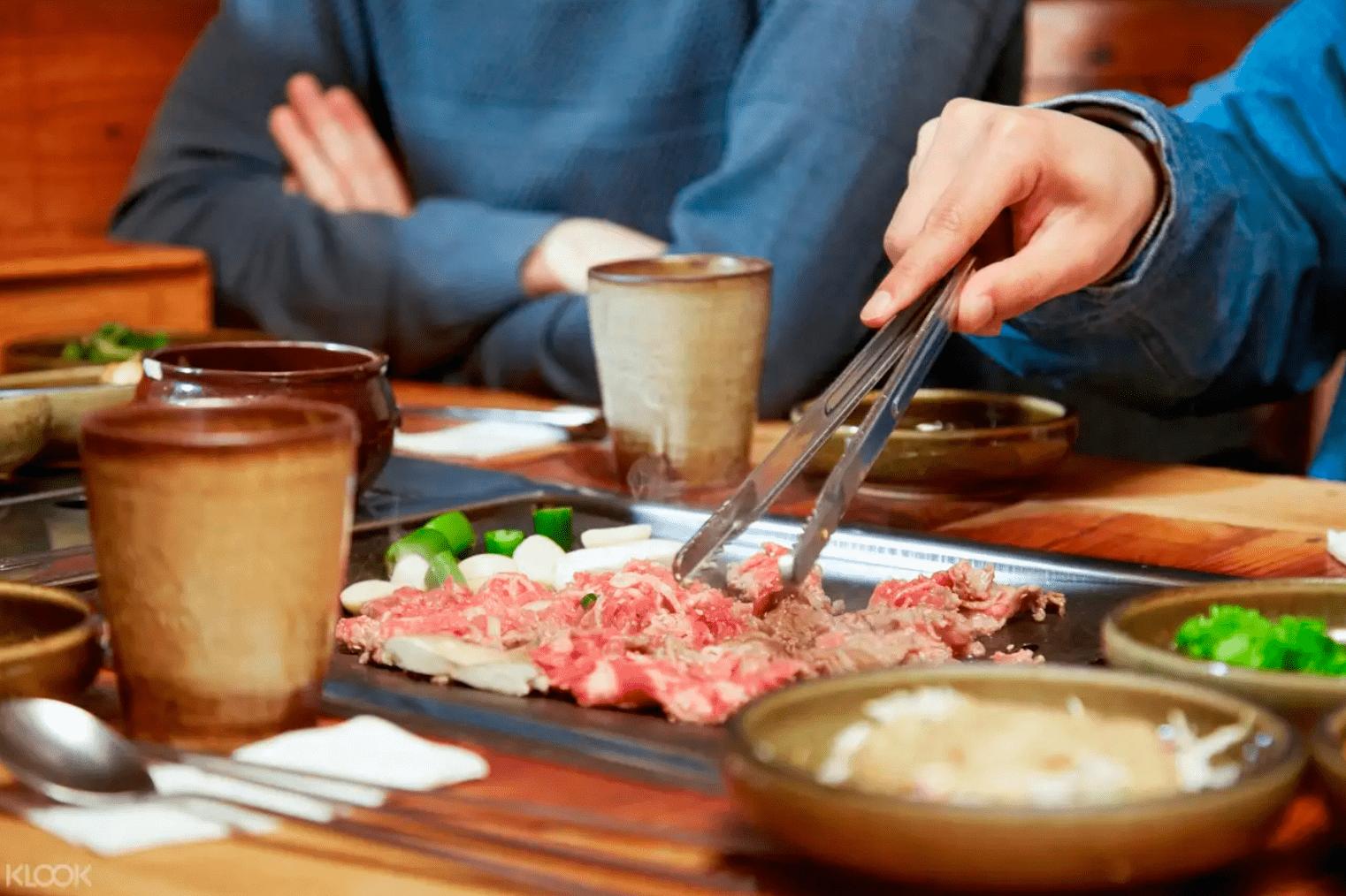 SEOUL FOOD TOUR -