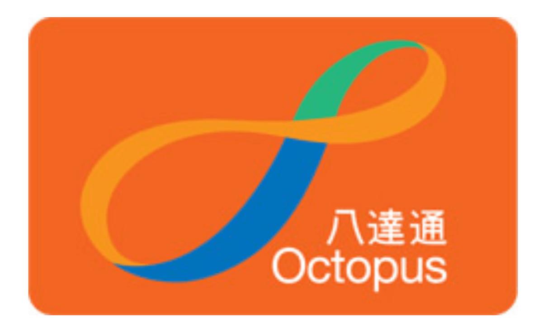 Octopus Card HK Acceptance Sign - Image credit: Octopus Card official website
