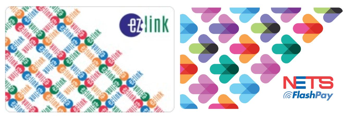 NETS FlashPay vs. EZ-Link. Image credit:  Land Transport Authority Singapore