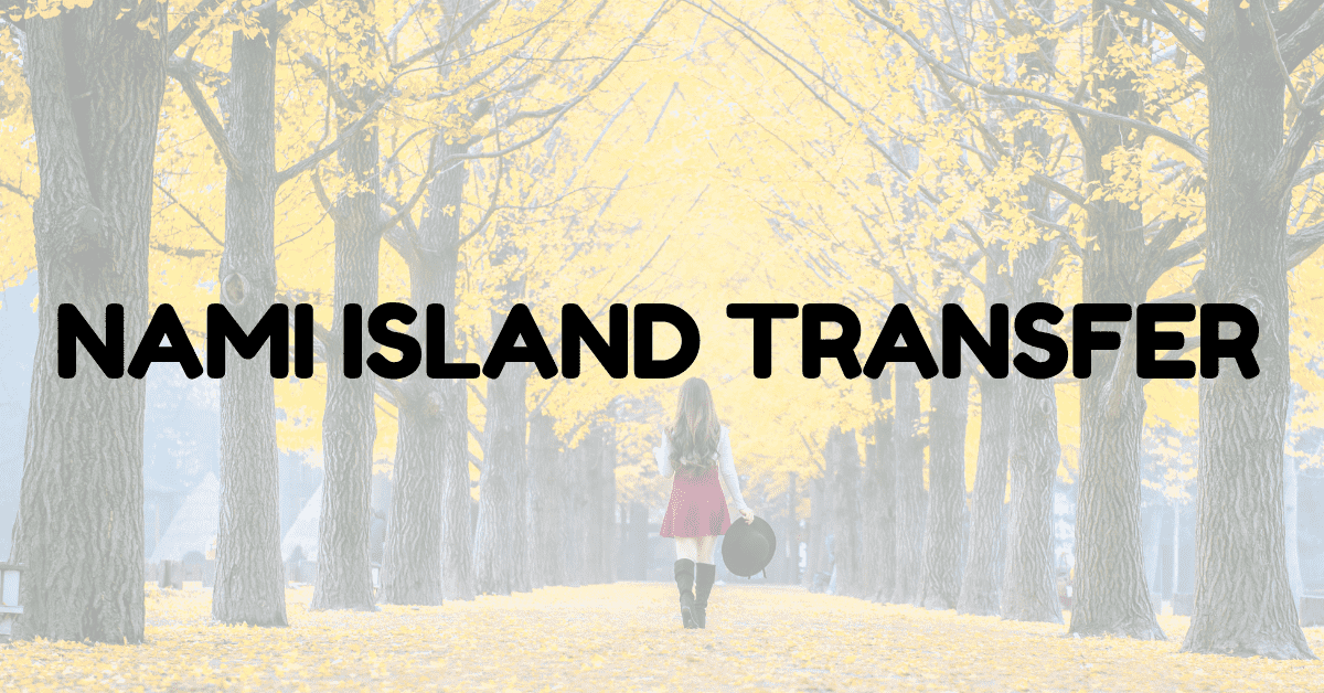 nami-island-ticket-roundtrip-transfer-seoul-bus-price-buy-klook