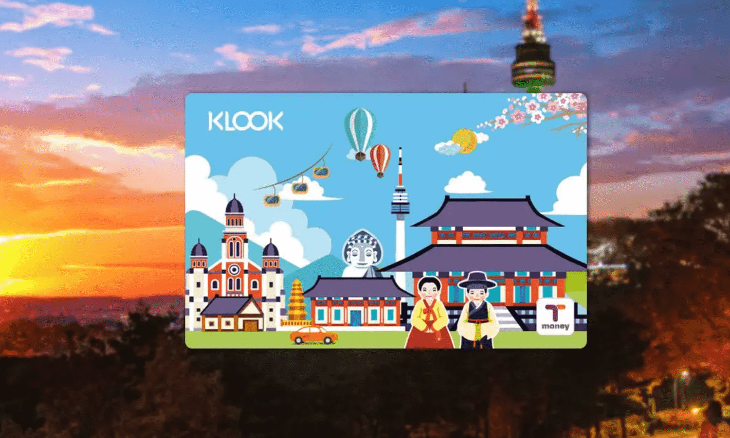 Cost-efficient tourist card. Screengrab from  Klook
